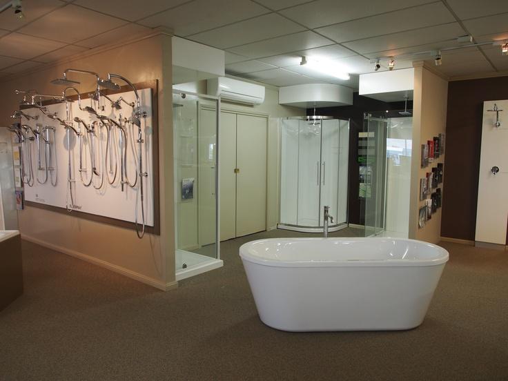 New showroom floor arrangement