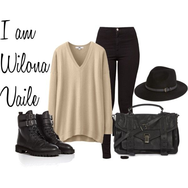 """I am Wilona Vaile"" by natalie-suzanne-reid on Polyvore"