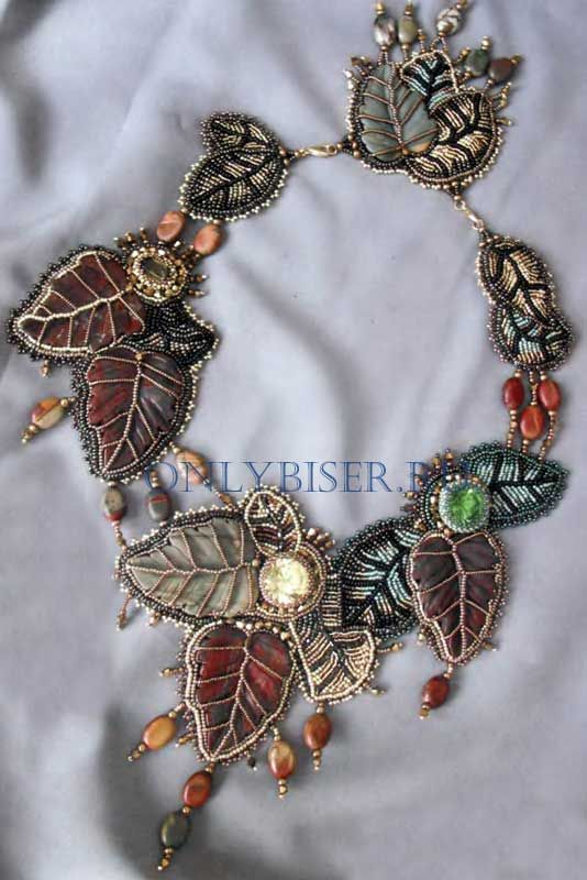 Best images about beadwork leaves on pinterest beaded