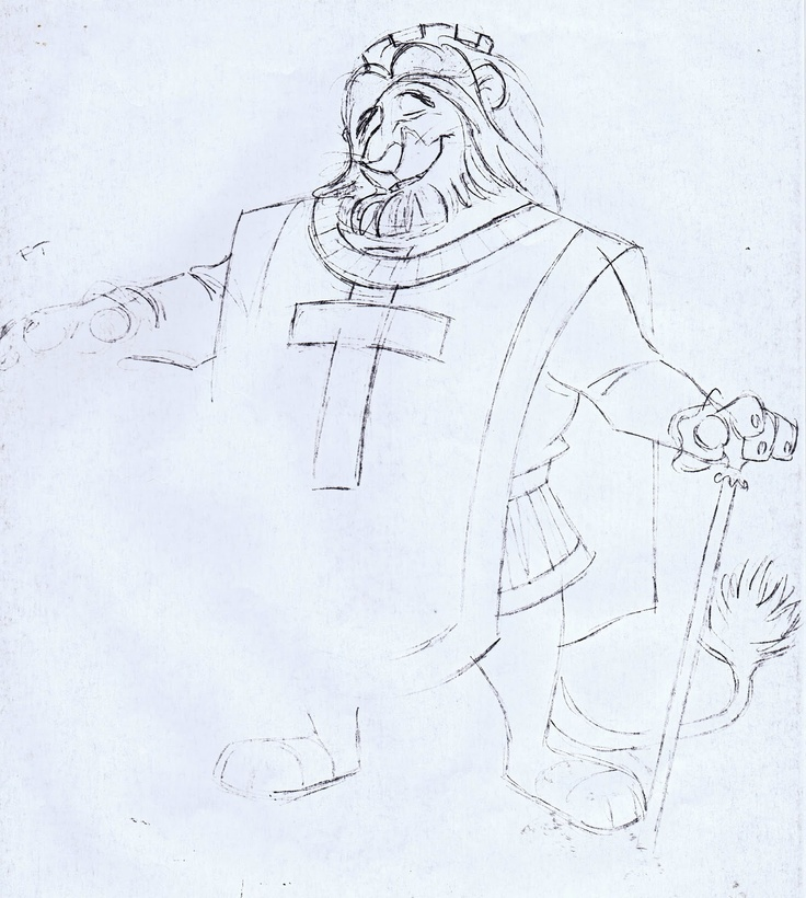 From Robin Hood King Richard. | Disney concept art ...