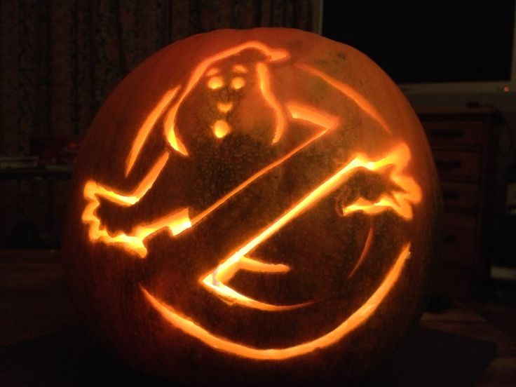 ghostbusters pumpkin - Google Search