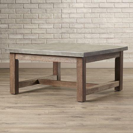 Best 25+ Concrete coffee table ideas on Pinterest   Making ...