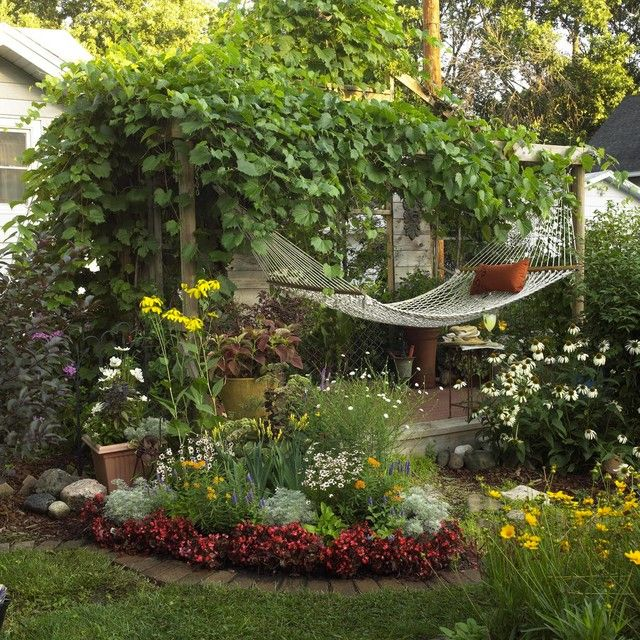 17 Lively Shabby Chic Garden Designs That Will Relax And Inspire You – Laura Guerry