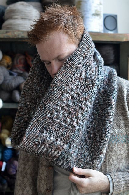 Ravelry: Moose River by Stephen West
