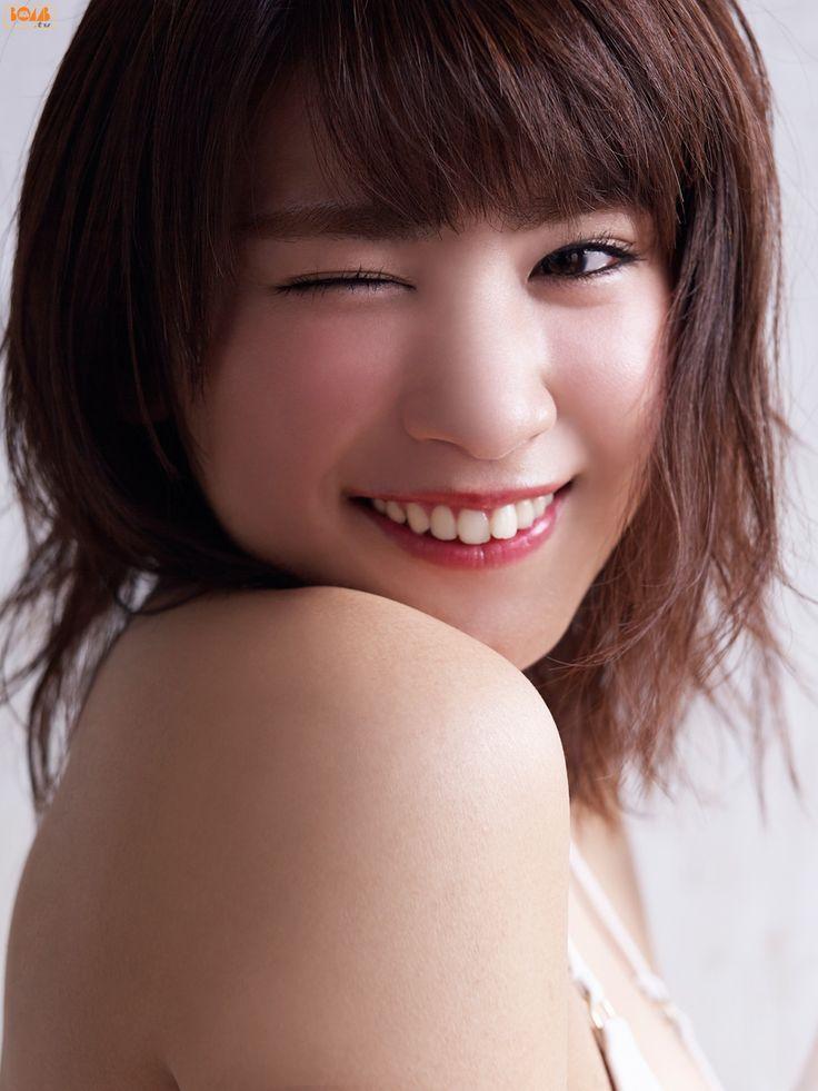 Japan Idol Lover: 久松郁實 BOMB.tv 2016.05