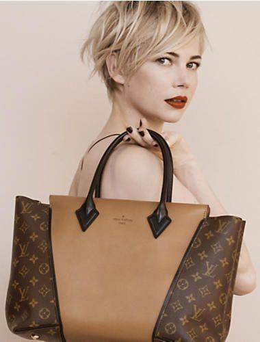 LOUISVUITTON.COM - ルイ・ヴィトン ニュース 最新広告キャンペーンに女優ミシェル・ウィリアムズが登場