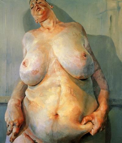 ARTE ACTUAL  Jenny Saville
