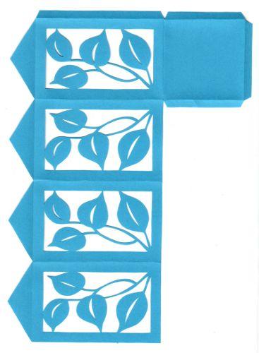 box shape layout