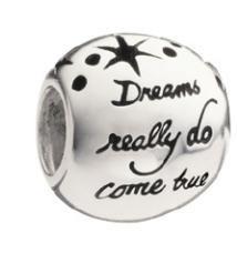 disney pandora charms   Disney Pandora Chamilia Where Dream's Come True Charm   eBay