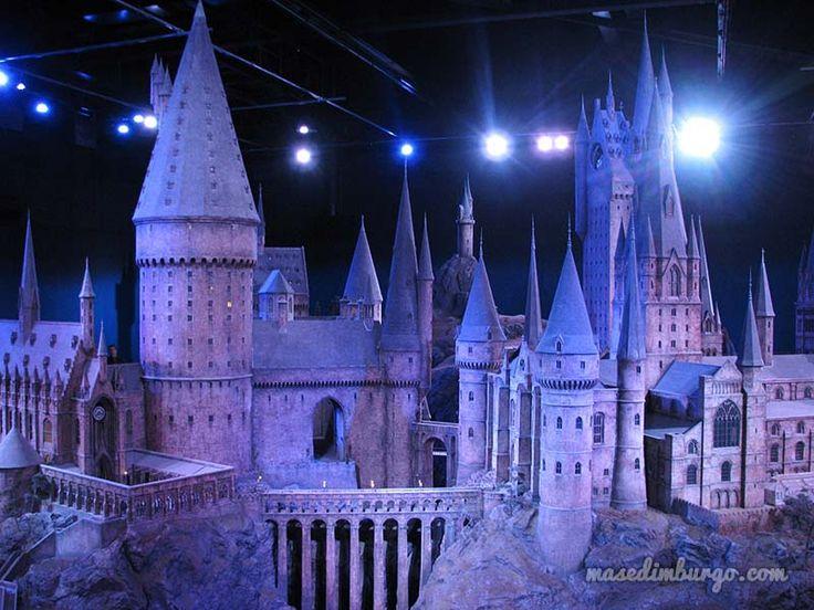 Visita los estudios de Harry Potter, en Londres, y lee una entrevista exclusiva con una efectista del rodaje.