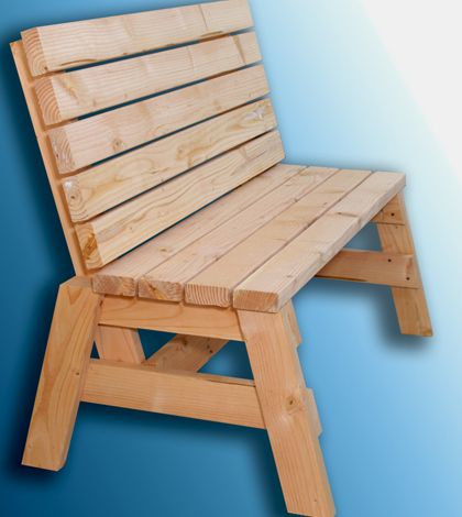 2x4 Bench Seat Plans Woodworking Projects Amp Plans