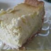 ***** The Cake Boss Ricotta Pie (cheesecake). Saw him make this on the Racheal Ray Show 10/27/15. No mini choc. chips used and he separates the eggs (whites into soft peaks for a fluffier creamier cake). After baking he leaves the oven cracked open to cool the cake slowly than refrigerates. Halved the recipe, 1 crust used and I put in 1/2 C mini chocolate chips for 1 pie.