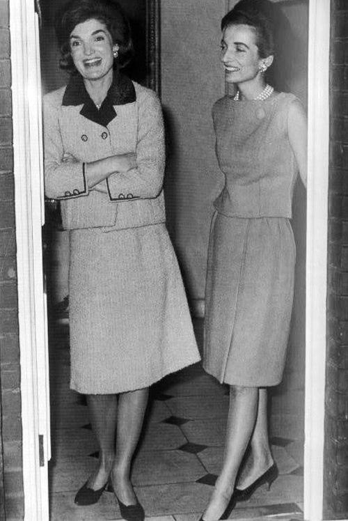 Sisters #JackieKennedy #LeeRaziwill