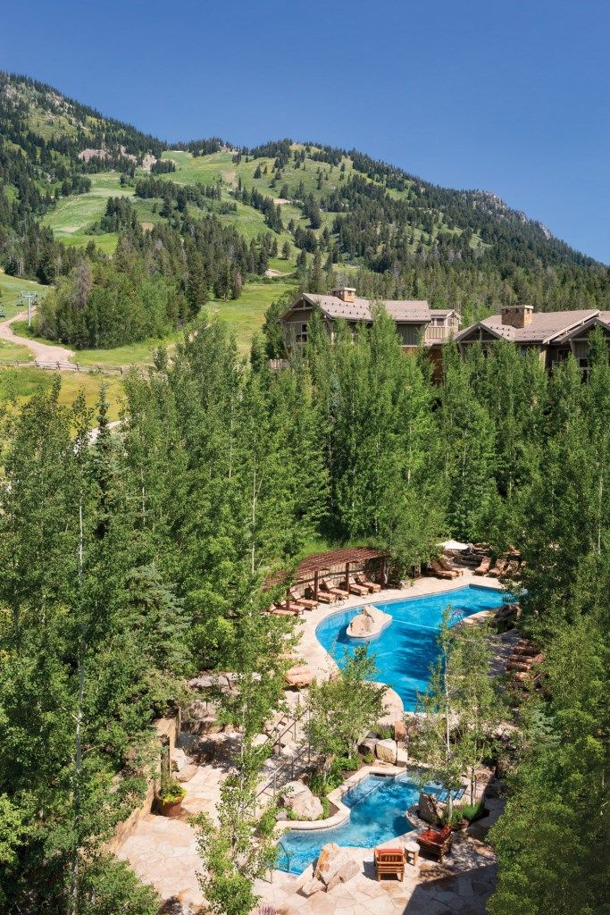 Forbes | Love the Four Seasons Jackson Hole