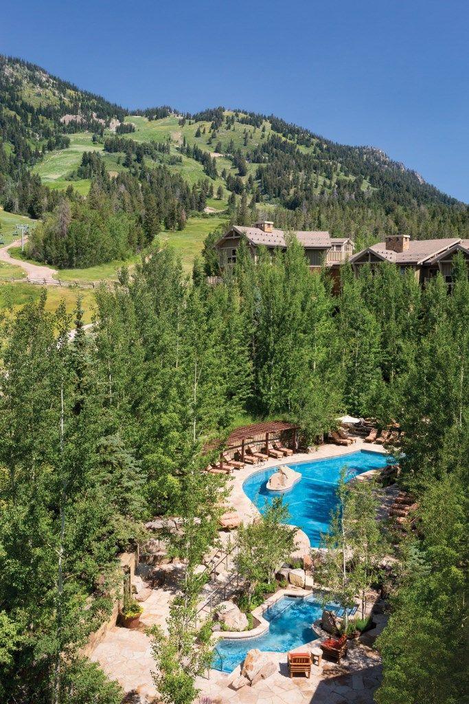 Hotels I Love Four Seasons Jackson Hole Wy Visit Jackson Hole Jackson Hole Jackson Hole Wyoming Jackson Hole Wy