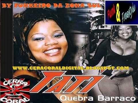 Tati Quebra Barraco - 69 Frango Assado (Reliquias do Funk Carioca) - http://webjornal.com/8921/tati-quebra-barraco-69-frango-assado-reliquias-do-funk-carioca/