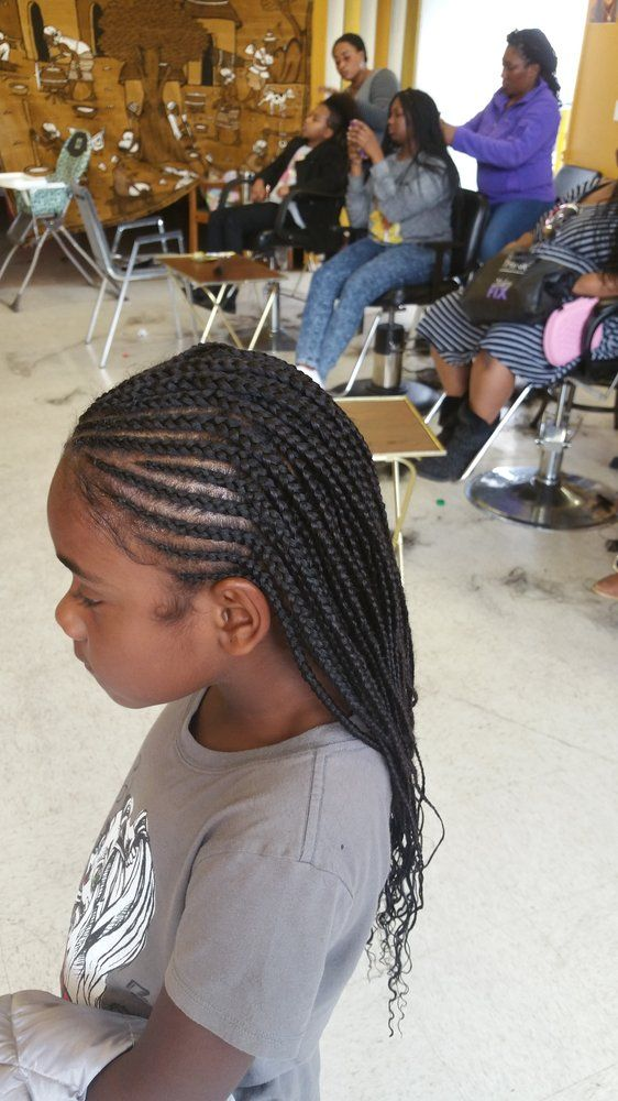 Titi African Hair Braiding - Tacoma, WA, United States. Bback Box braid and…