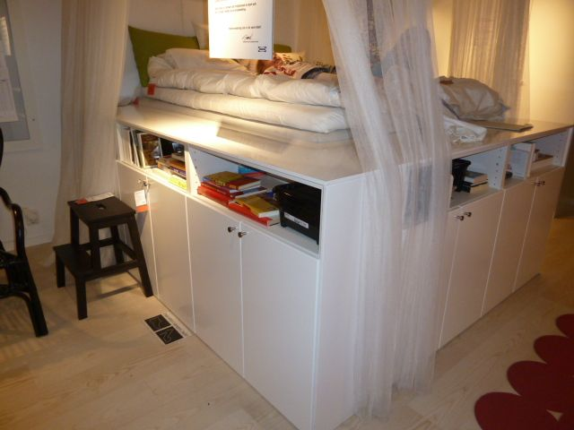 Förvaringsinspiration till sovrummet | Smpl™