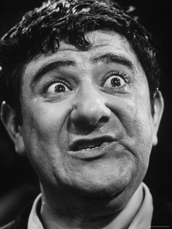 Buddy Hackett | Buddy Hackett's BIO | Photo