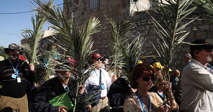 Palm Sunday is the final Sunday before Easter, when Christians use palm crosses to mark the moment Jesus entered Jerusalem