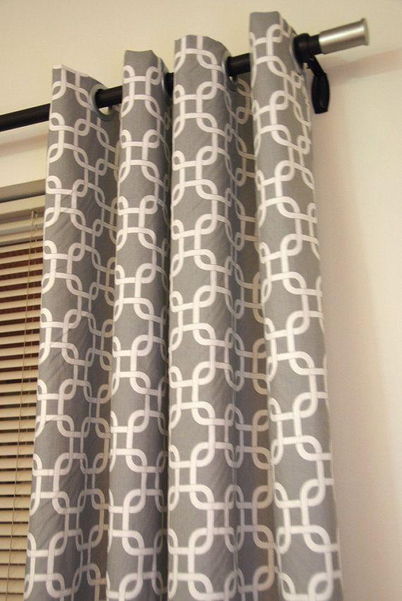 141 best curtain panel & drapes images on pinterest