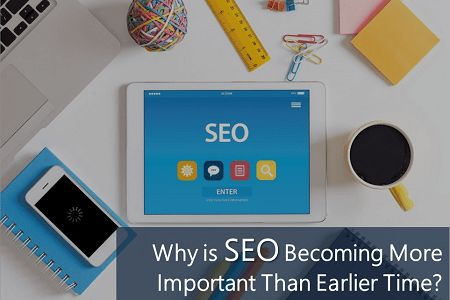 Do you know why is SEO becoming more important than earlier time. Here are some of the reasons for the growing popularity of SEO.