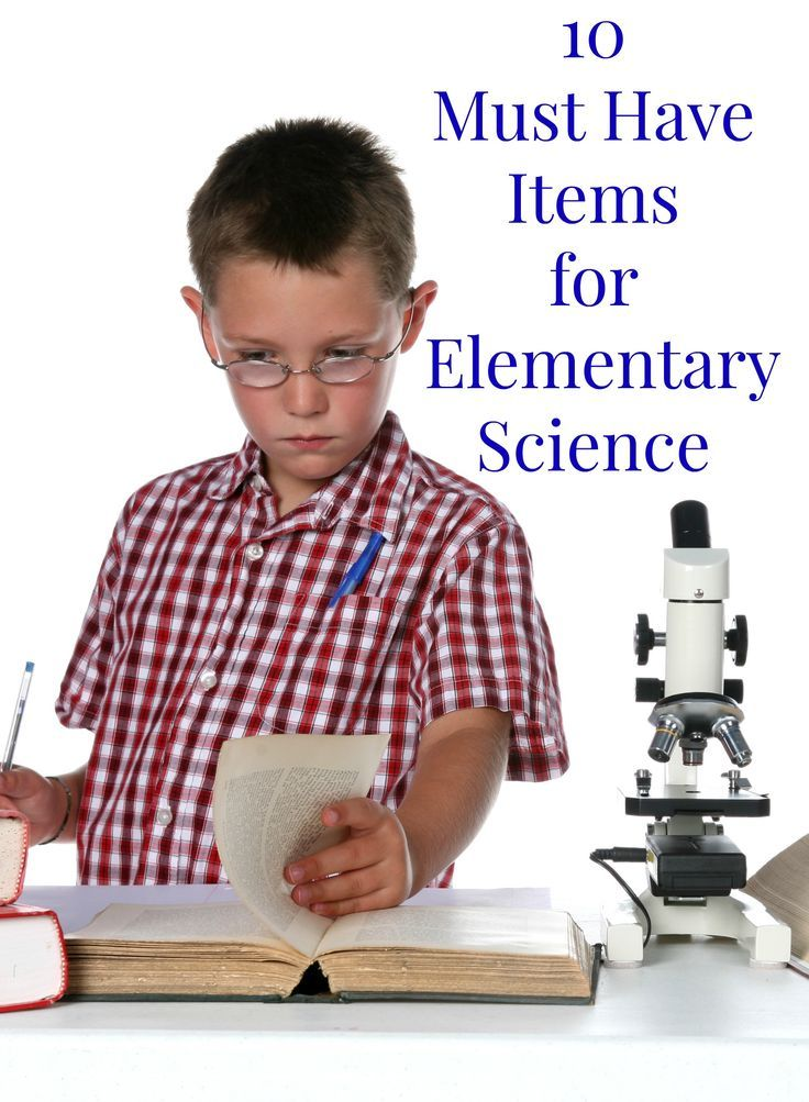 10 essential supplies for elementary science. Read about the must have items we use in our homeschool.