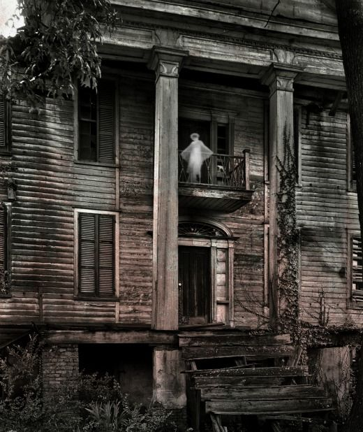 1145 Best Images About Haunted Places Things People On