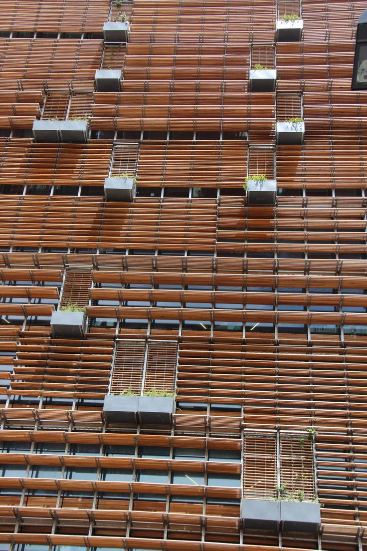 Nishi building New Acton, Canberra photo by jadoretotravel