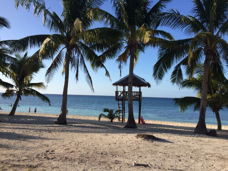 Kalanggaman island , Philippines vacation
