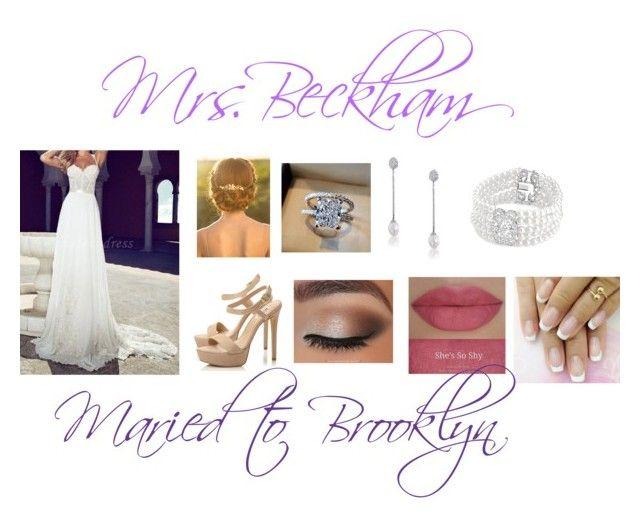 """If I Maried Brooklyn Becham"" by fashionislife162 on Polyvore"