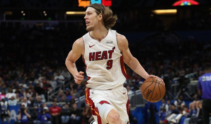 Miami Heat Rumors Kelly Olynyk Likely To Opt Into Final Year Of Contract With Heat In 2020 Kelly Olynyk Miami Heat Heat