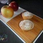 Muffins alla Cannella con Composta di Mele Speziata