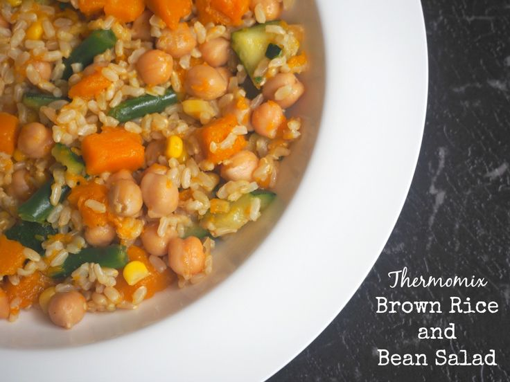 Serves 6 It's so easy to magic up this healthy, low GI brown rice salad. Give it a try – just add your favourite (or in my case, leftover) vegetables. This is a great low iodine optio…