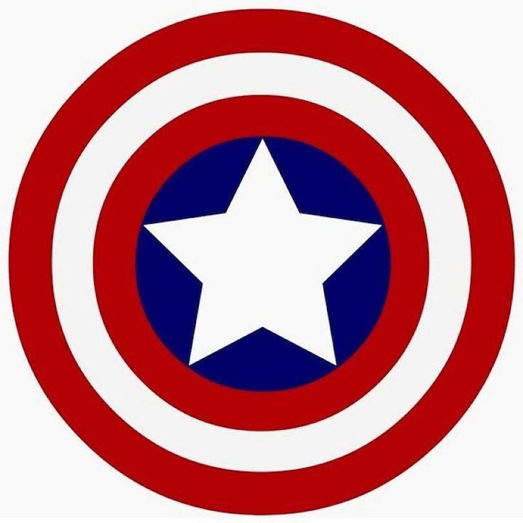 Resultado de imagen para capitan america logo