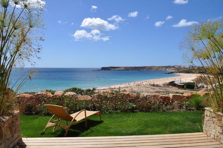 View from Terrace RoomResorts Hotels, Beach Resorts, Favorite Places, Martinhal Beach, Beach Hotels, Algarve Portugal, Travel, Sagres, Resort Hotel