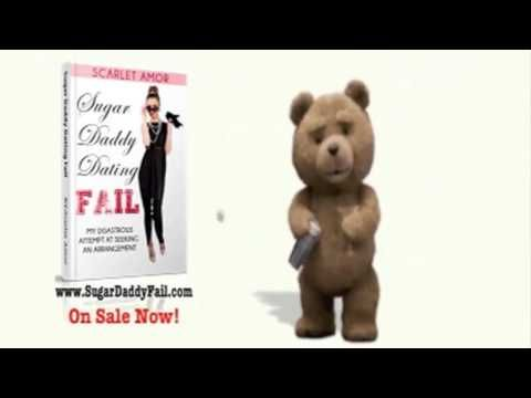 "Dating a millionaire is not all it's whanked out to be. Ted Bear whips up a martini and reviews ""Sugar Daddy Dating Fail"" Lol! www.sugardaddyfail.com"