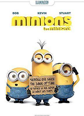 Minions: Amazon.ca: Pierre Coffin, Sandra Bullock, Steve Coogan, Kyle Balda: DVD