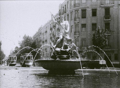 Neptuno, Pr. do Chile (J.Benoliel, c. 1950)