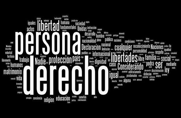 10 de Diciembre ,Declaración Universal de los Derechos Humanos .
