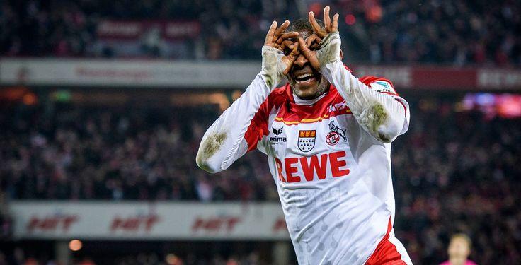 Modeste-Gala gegen HSV - Der 1. FC Köln bleibt oben dran - gegen den HSV siegte das Team von Peter Stöger mit 3:0. Anthony Modeste erzielte dabei alle Tore.