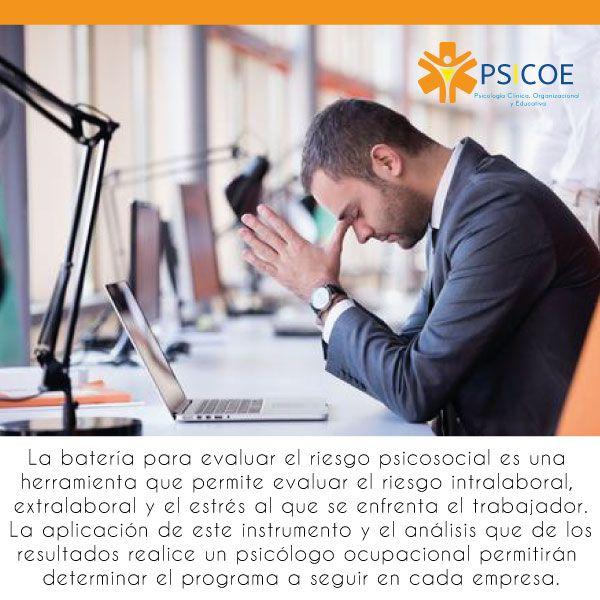Batería riesgo psicosocial:  Es un aplicativo que sirve para identificar el factor de riesgo psicosocial de los trabajadores.