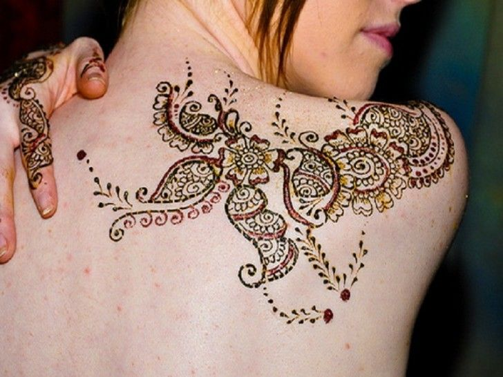 Mehndi Tattoo For Girls : Best cool henna tattoo ideas images