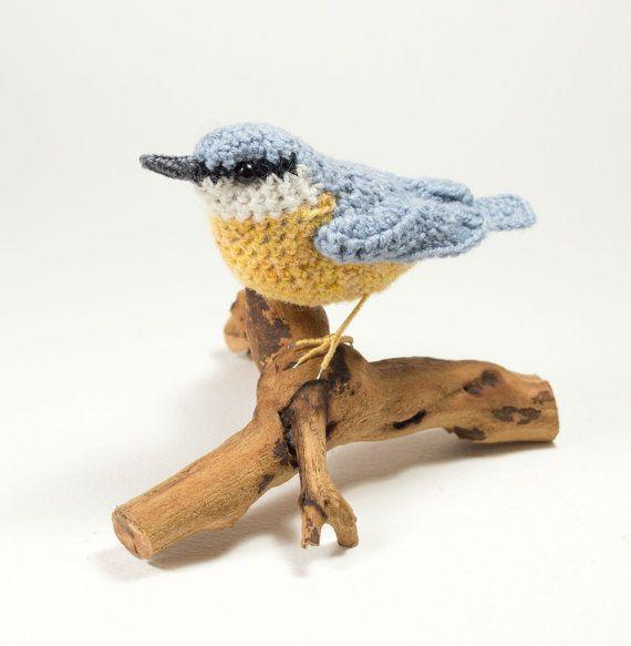 Amigurumi Bird Feet : 17 beste idee?n over Gehaakte Vogels op Pinterest ...