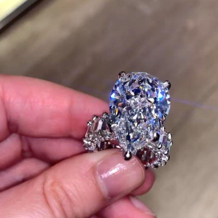Keyshia Ka Oir Engagement Ring