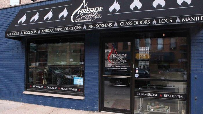 Custom Fireplace Store Totally Jumps Gentrification Gun