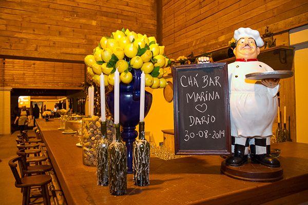 Os três Chás da Marina | Chá Bar
