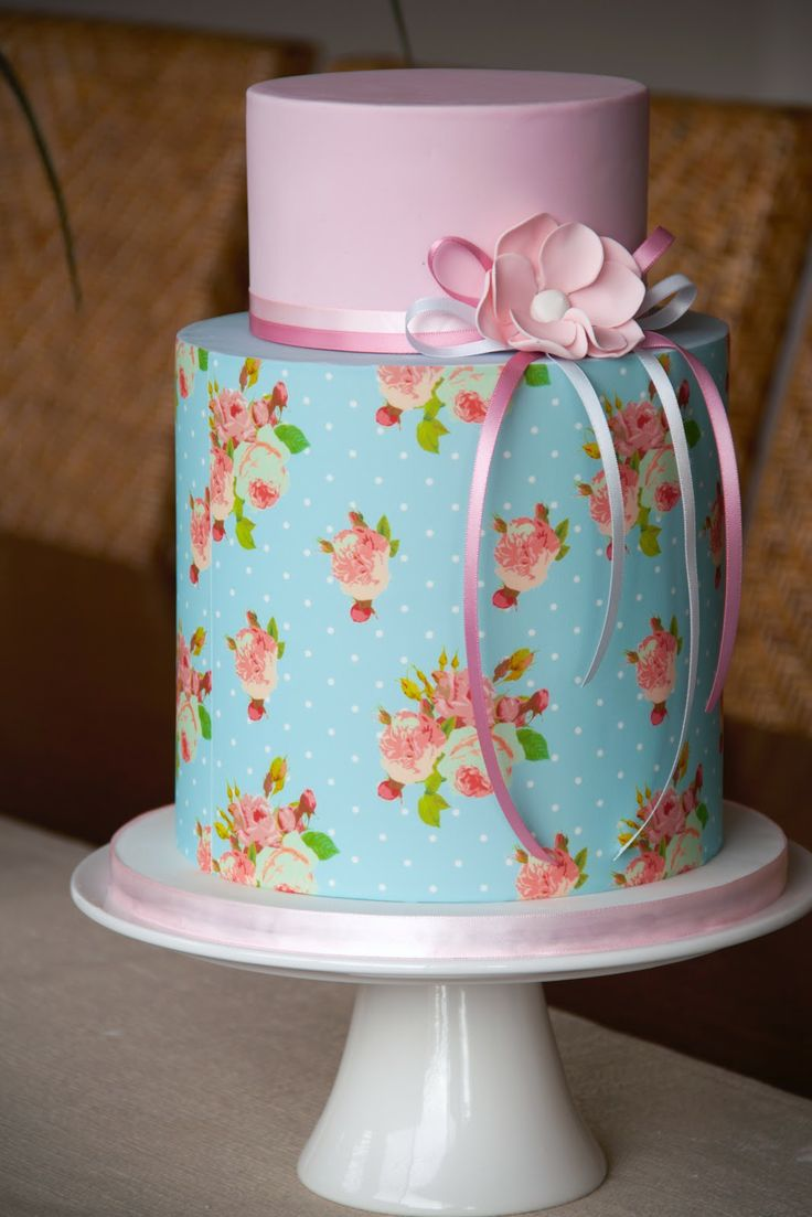 Image detail for -Couture Cupcakes & Cookies: Shabby Chic Vintage Cake