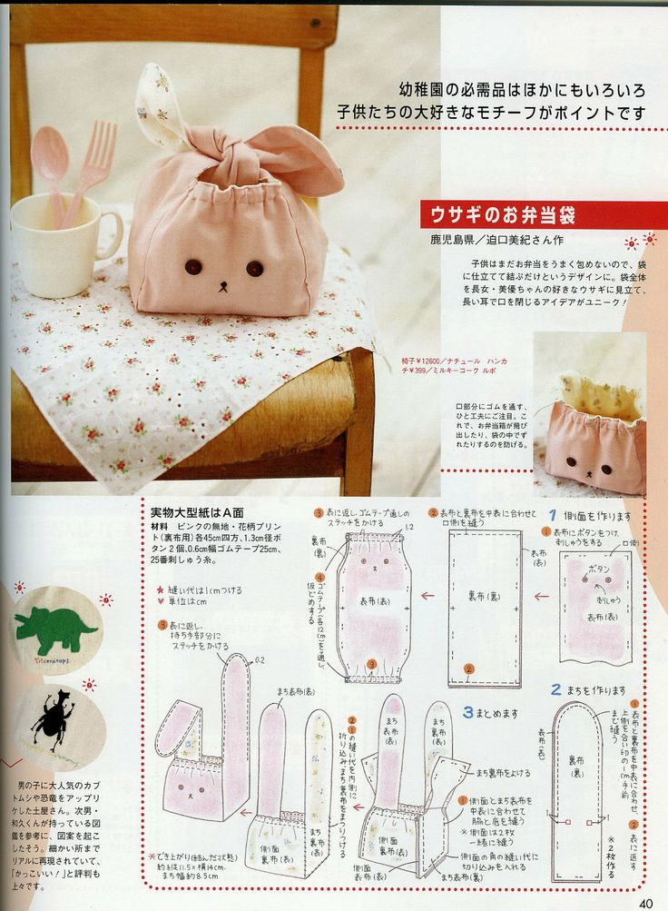Instructions are in Japanese but the pictures are clear. Why do the Japanese have all the cute stuff?!?!?!