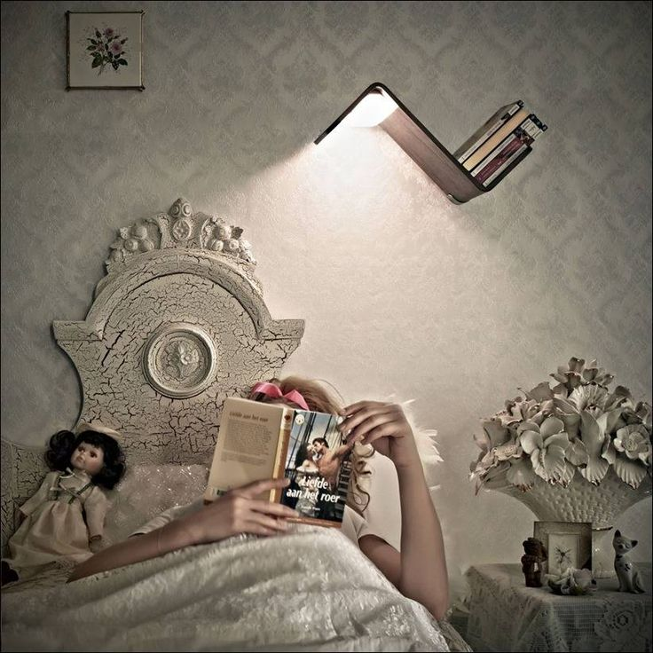 Лили Lite — лампа для чтения